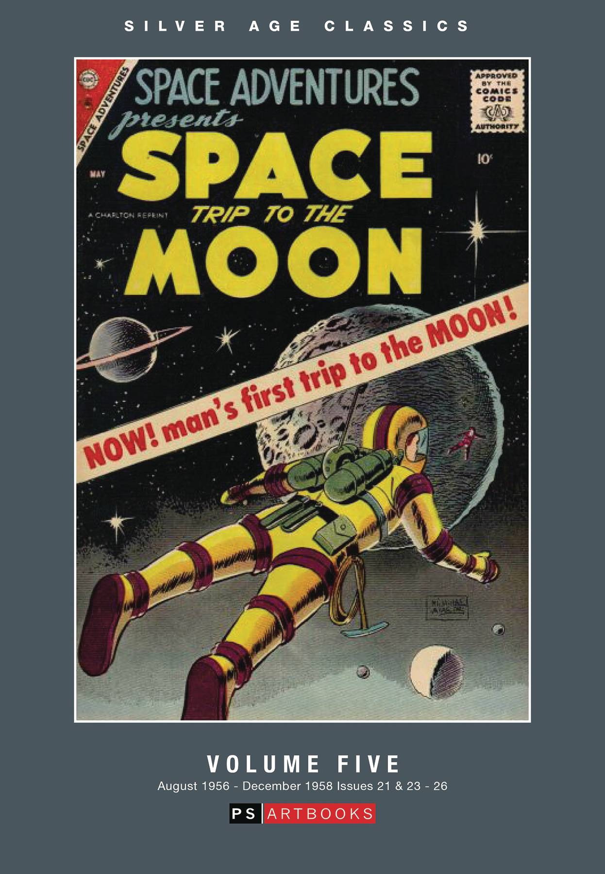 SILVER AGE CLASSICS SPACE ADVENTURES HC 05