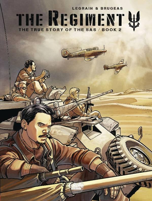 REGIMENT TRUE STORY OF SAS TP 02