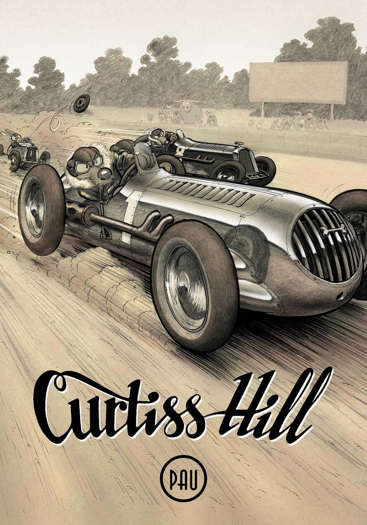 CURTISS HILL TP