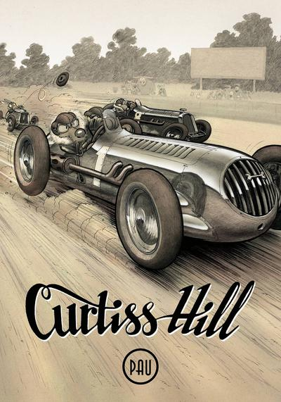 CURTISS HILL TP