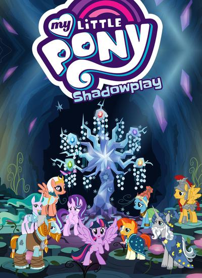 MY LITTLE PONY TP 14 SHADOWPLAY