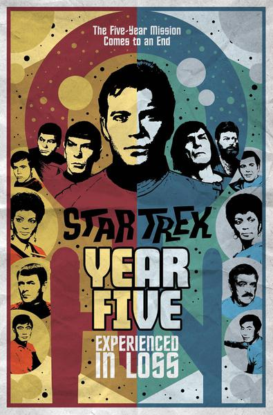 STAR TREK YEAR FIVE TP 04 EXPERIENCED IN LOSS