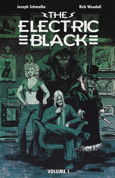 ELECTRIC BLACK TP 01
