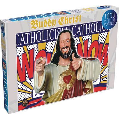 BUDDY CHRIST 1000 PC PUZZLE