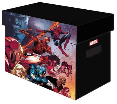 MARVEL GRAPHIC COMIC BOXES DEVILS REIGN