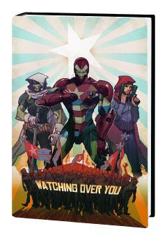 AVENGERS INITIATIVE HC 05 DREAMS & NIGHTMARES