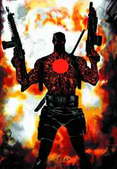 BLOODSHOT AND HARD CORPS