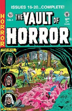 EC LIBRARY COMPLETE VAULT OF HORROR SET