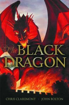 BLACK DRAGON HC