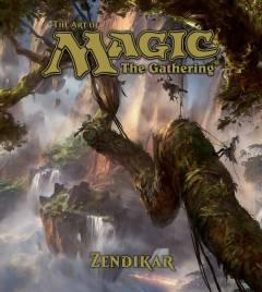 ART OF MAGIC THE GATHERING HC 01 ZENDIKAR