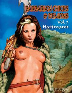 BARBARIAN CHICKS AND DEMONS TP 07