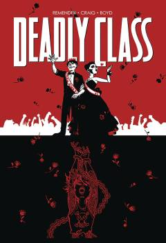 DEADLY CLASS TP 08 NEVER GO BACK