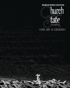 CEREBUS TP 04 CHURCH & STATE II REMASTERED ED