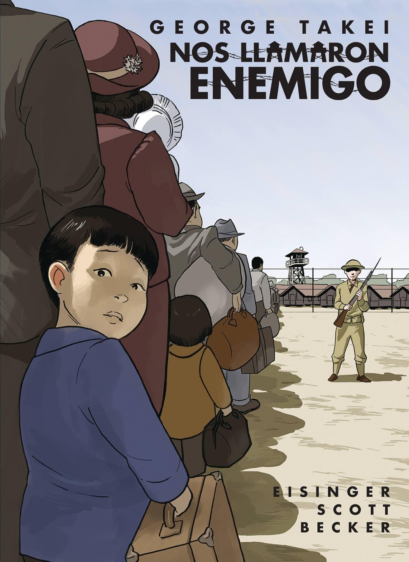 THEY CALLED US ENEMY TP SPANISH ED NOS LLAMARON ENEMIGO