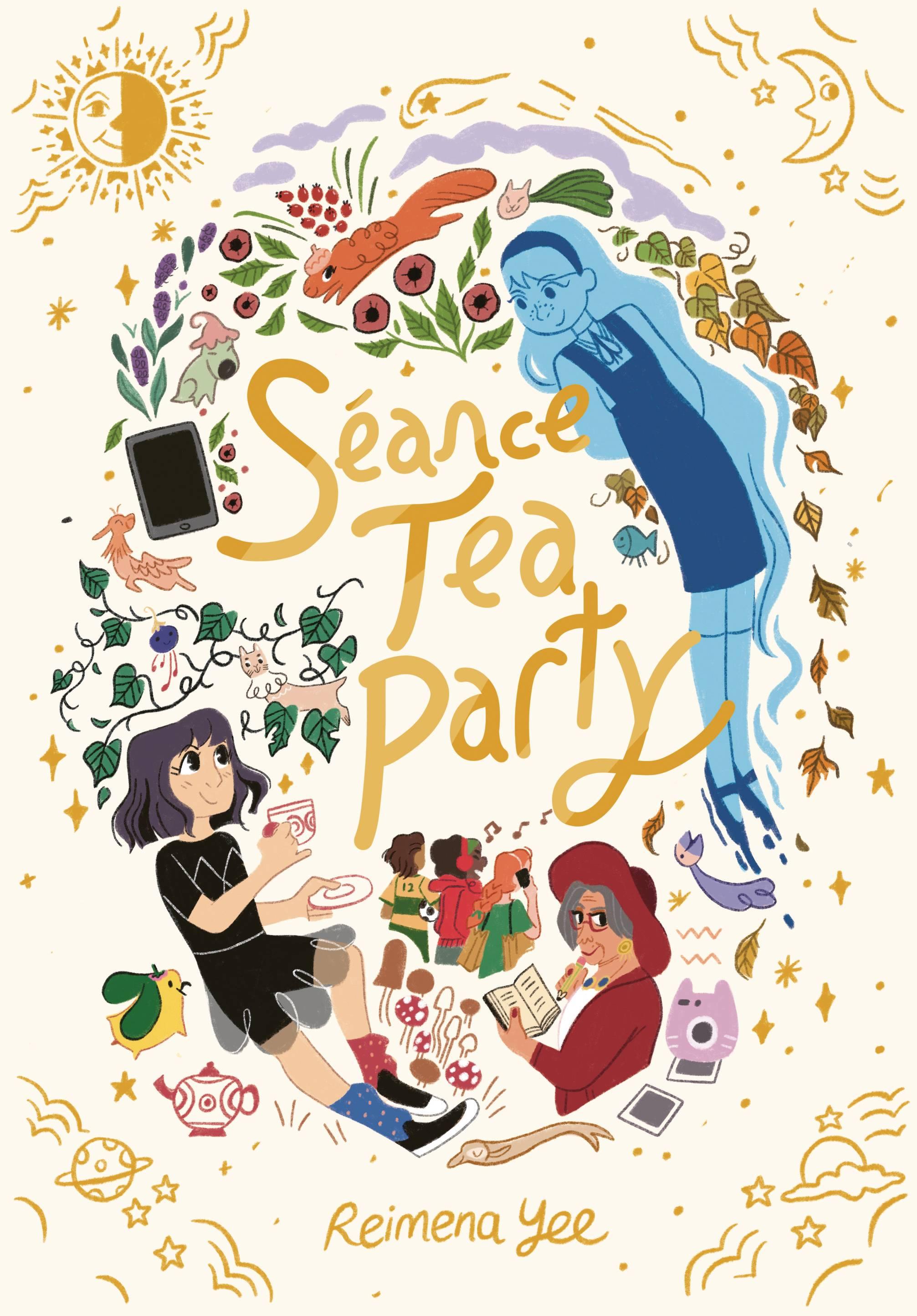 SEANCE TEA PARTY HC