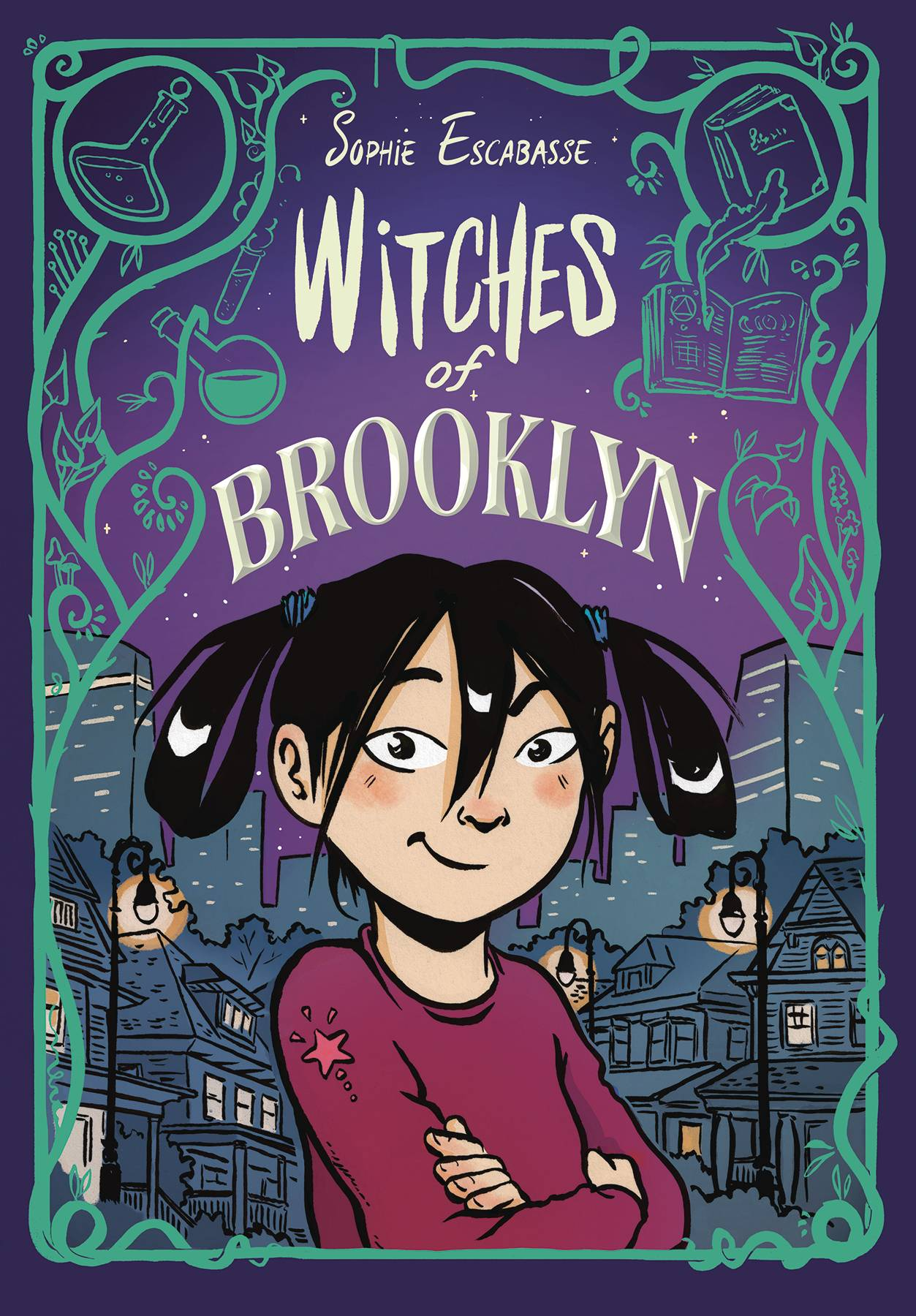 WITCHES OF BROOKLYN HC