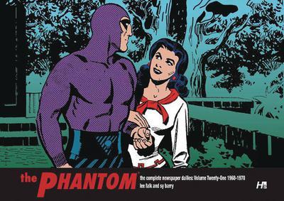 PHANTOM COMP DAILIES HC 21 1968-1970
