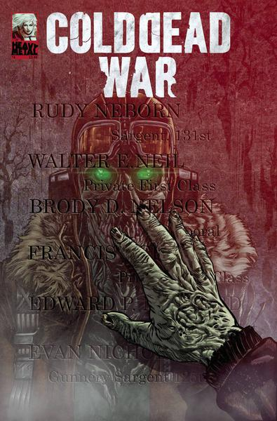 COLD DEAD WAR