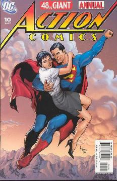 ACTION COMICS ANNUAL I