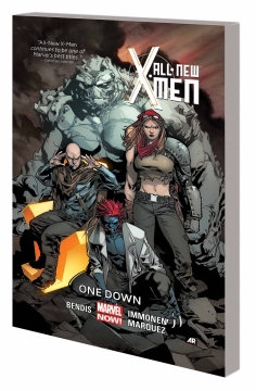 ALL NEW X-MEN TP 05 ONE DOWN