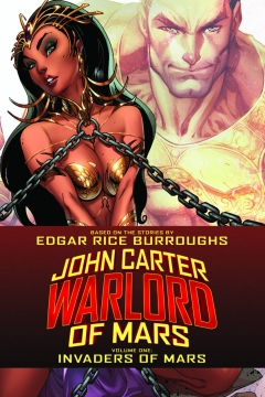 JOHN CARTER WARLORD TP 01 INVADERS OF MARS
