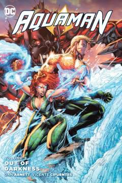 AQUAMAN TP 08 OUT OF DARKNESS