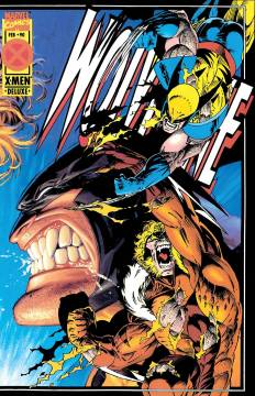 TRUE BELIEVERS WOLVERINE DYING GAME