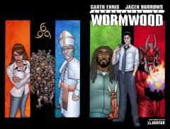 GARTH ENNIS CHRONICLES OF WORMWOOD TP