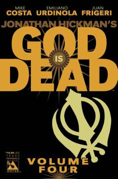 GOD IS DEAD TP 04