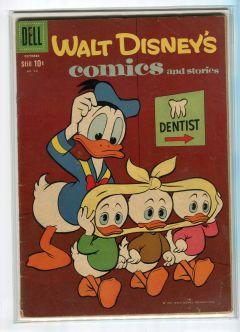 WALT DISNEYS COMICS AND STORIES