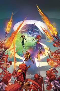 JUSTICE LEAGUE ODYSSEY TP 02 DEATH OF THE DARK
