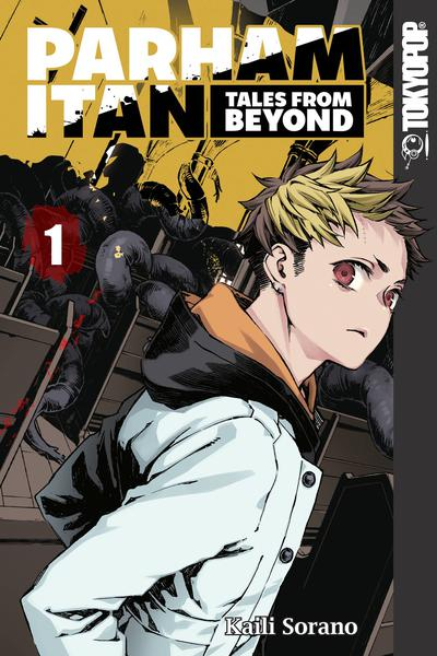 PARHAM ITAN TALES FROM BEYOND GN 01