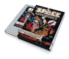 PRE CODE CLASSICS SPACE ADVENTURES HC 02 SLIPCASE ED