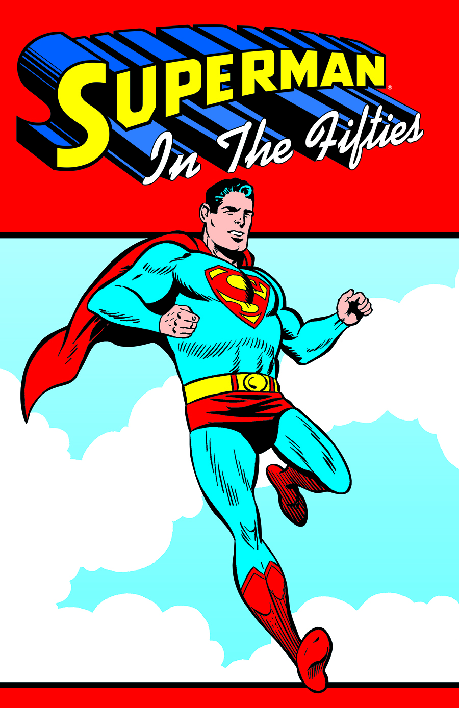 SUPERMAN IN THE FIFTIES HC