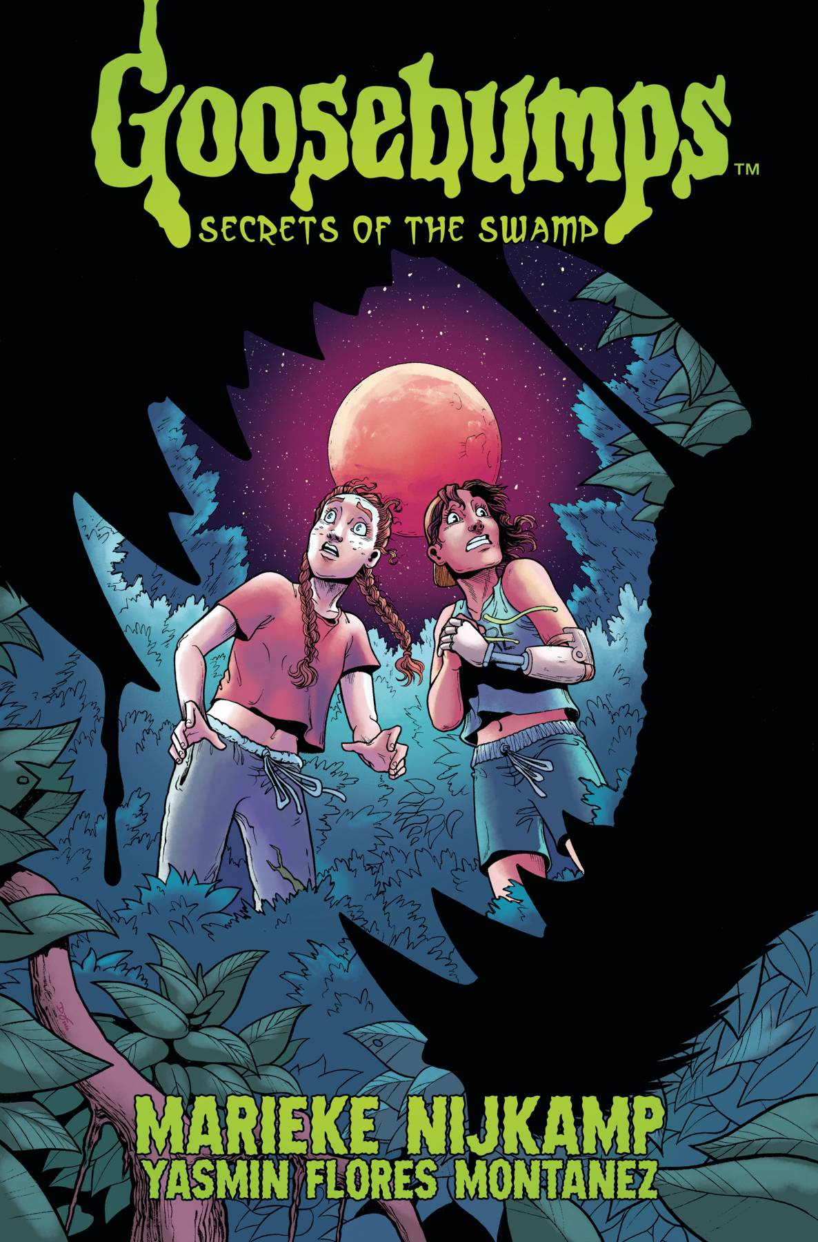 GOOSEBUMPS SECRET OF THE SWAMP TP