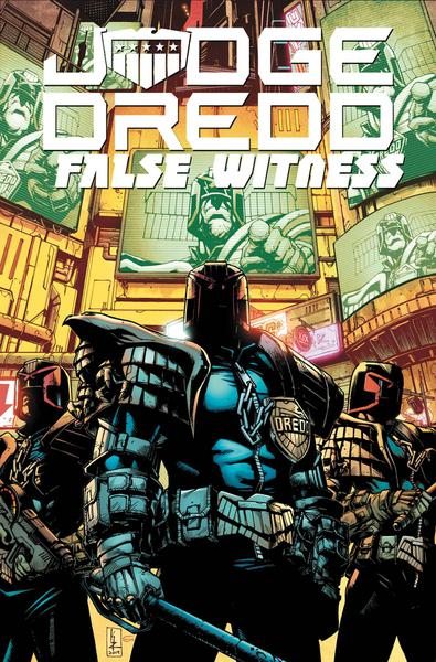 JUDGE DREDD FALSE WITNESS TP