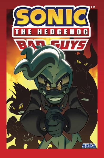 SONIC THE HEDGEHOG BAD GUYS TP