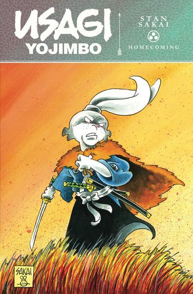 USAGI YOJIMBO TP 02 HOMECOMING