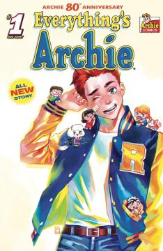 ARCHIE 80TH ANNIV EVERYTHING ARCHIE
