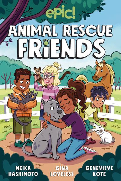 ANIMAL RESCUE FRIENDS HC