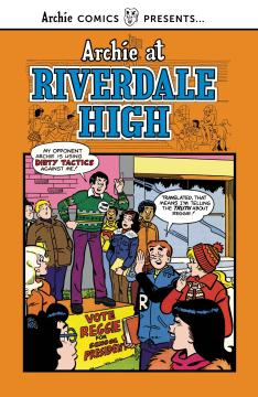 ARCHIE AT RIVERDALE HIGH TP 03