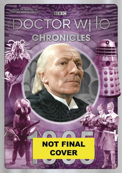 DOCTOR WHO CHRONICLES TP 02
