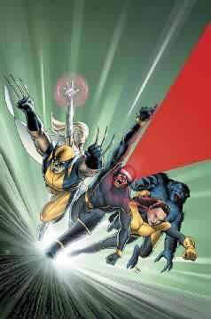 ASTONISHING X-MEN TP 01 GIFTED