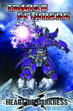 TRANSFORMERS ONGOING TP 04