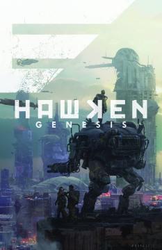 HAWKEN GENESIS HC