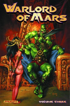 WARLORD OF MARS TP 03
