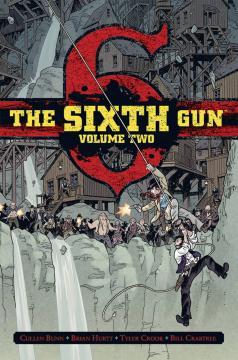 SIXTH GUN DELUXE HC 02