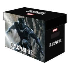 MARVEL GRAPHIC COMIC BOX BLACK PANTHER
