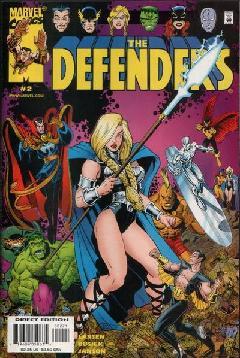 DEFENDERS II (1-12)