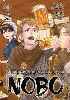 OTHERWORLDLY IZAKAYA NOBU TP 04